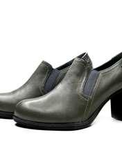 کفش زنانه آر اند دبلیو مدل 487 رنگ طوسی -  - 6