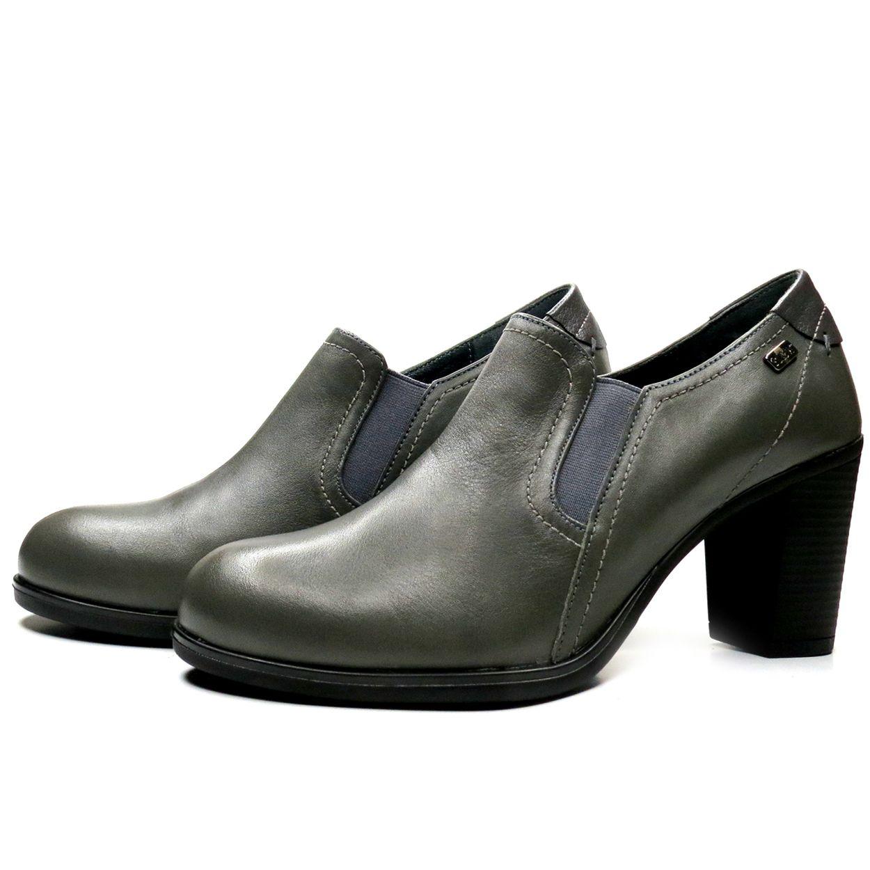 کفش زنانه آر اند دبلیو مدل 487 رنگ طوسی -  - 7