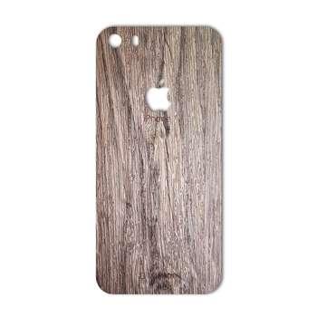 برچسب پوششی ماهوت مدل Walnut Texture مناسب برای گوشی  iPhone 5s-SE