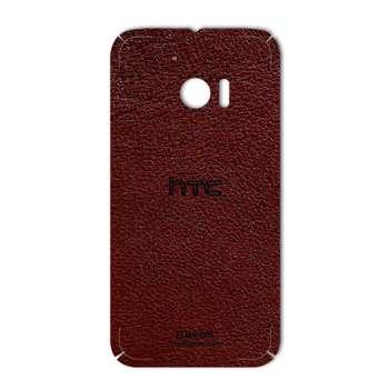 برچسب پوششی ماهوت مدلNatural Leather مناسب برای گوشی  HTC 10