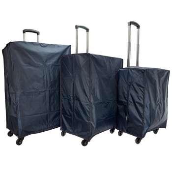 کاور چمدان مدل AK123 - B مجموعه 3 عددی