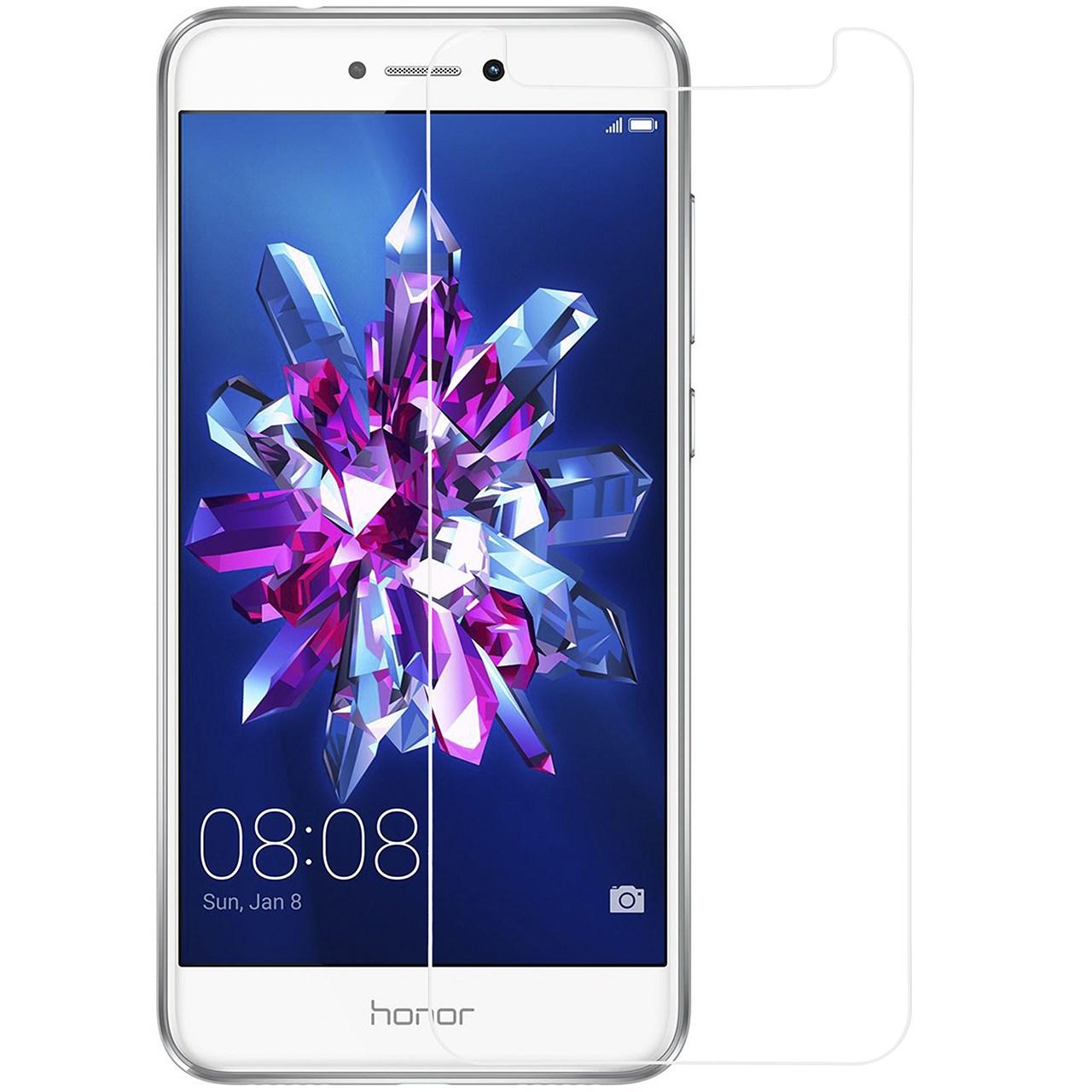 محافظ صفحه نمایش شیشه ای ریمکس مدل Tempered مناسب برای گوشی موبایل  هواوی  Honor 8 Lite