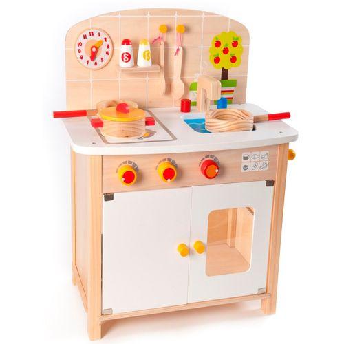 اسباب بازی چوبی ترفل مدل اشپزخانه