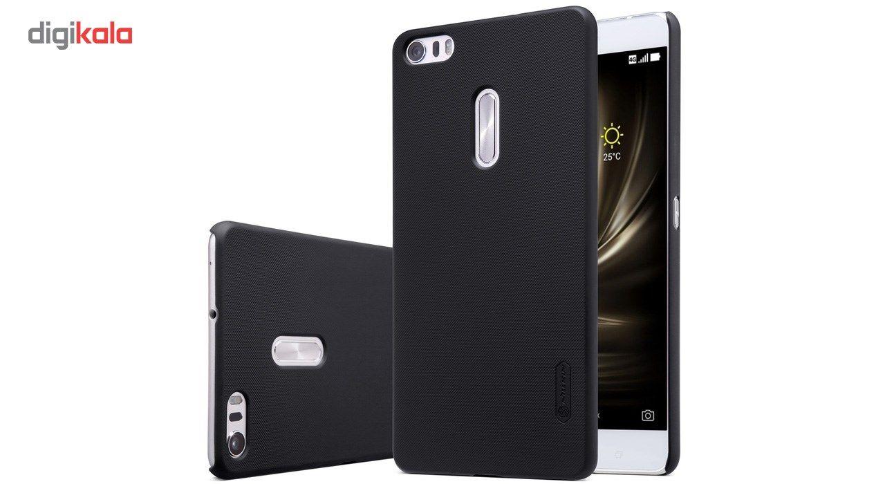 کاور نیلکین مدل Super Frosted Shield مناسب برای گوشی موبایل ایسوس Zenfone 3 Ultra main 1 1