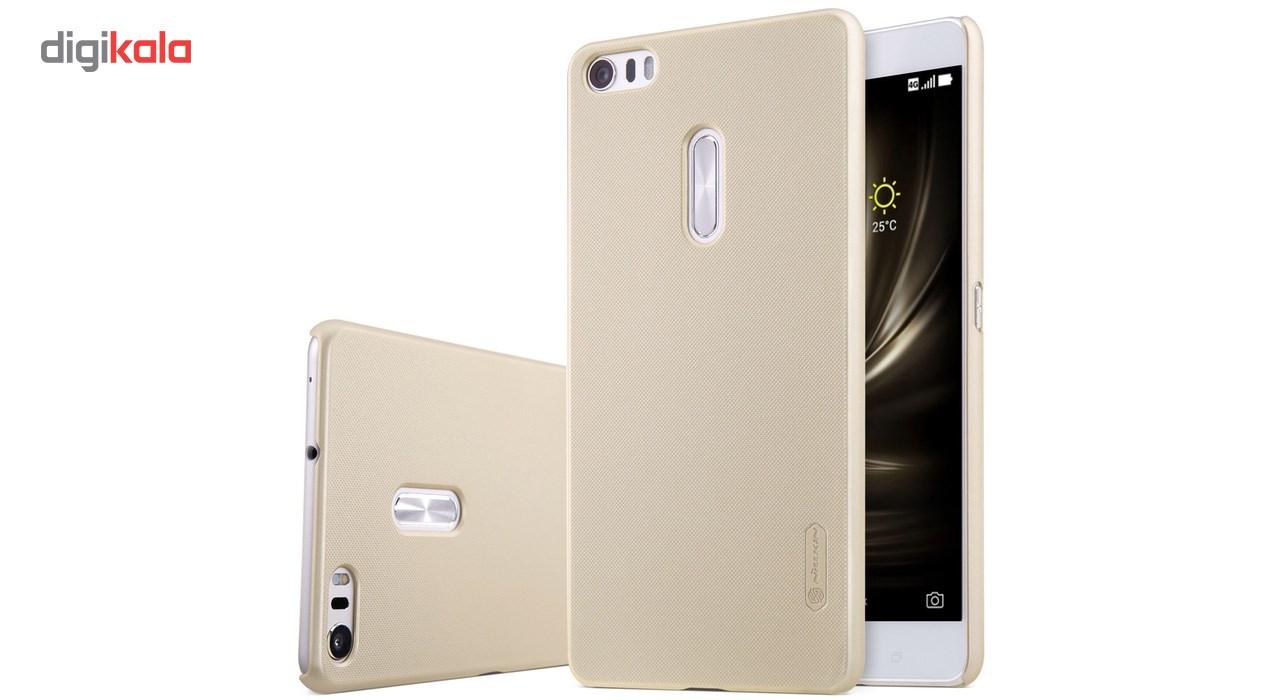 کاور نیلکین مدل Super Frosted Shield مناسب برای گوشی موبایل ایسوس Zenfone 3 Ultra main 1 2