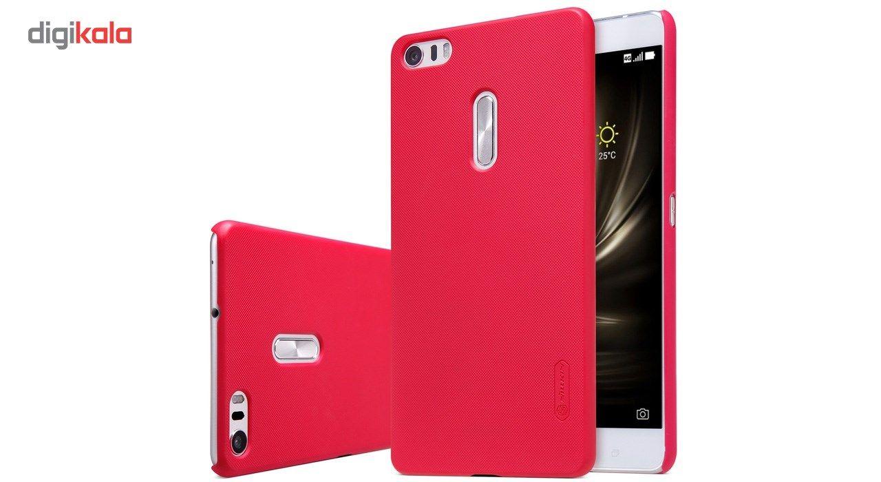 کاور نیلکین مدل Super Frosted Shield مناسب برای گوشی موبایل ایسوس Zenfone 3 Ultra main 1 3