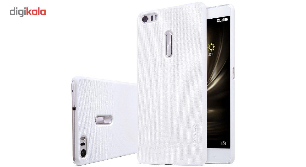 کاور نیلکین مدل Super Frosted Shield مناسب برای گوشی موبایل ایسوس Zenfone 3 Ultra main 1 4