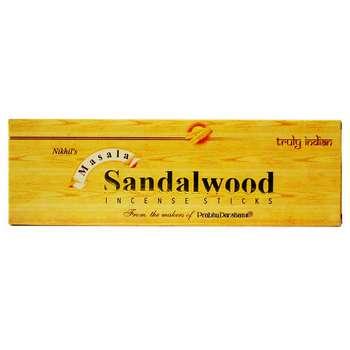 عودنخیل مدل Sandal Wood کد 1027
