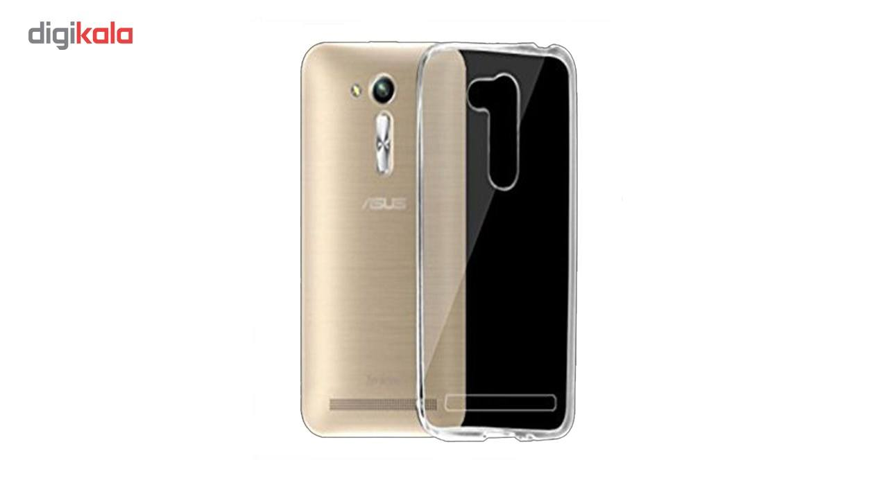 کاور ژله ای مناسب برای گوشی موبایل ایسوس Zenfone Go 4.5 ZB452KG main 1 1