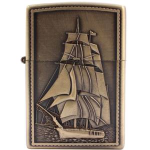 فندک کیانتای مدل Golden Ship1