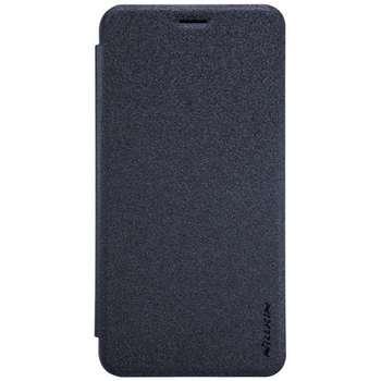 کیف کلاسوری نیلکین مدل New Leather Sparkle مناسب برای گوشی موبایل ایسوس Zenfone 3 Max/ZC553KL
