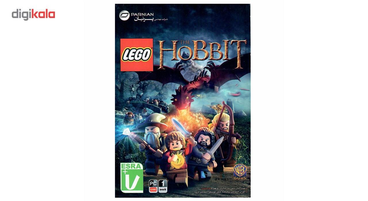 بازی  Lego Hobbit مخصوص PC