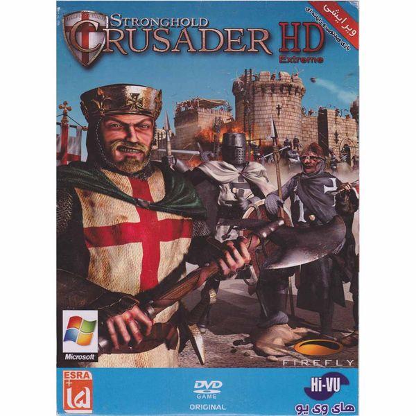 بازی Stronghold Crusader HD Extreme مخصوص PC