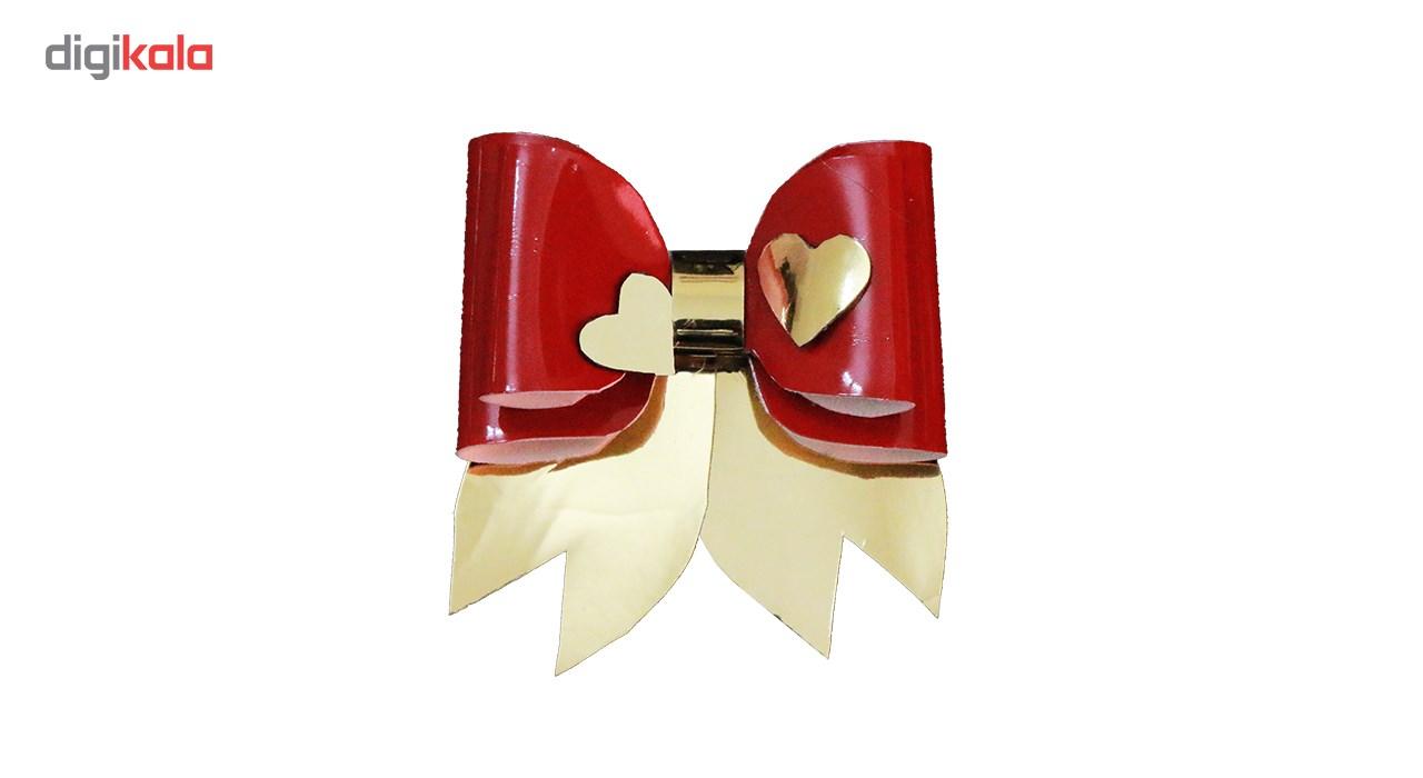 گیره سر پاپیونی  مدل قلب main 1 1