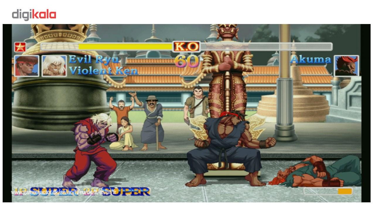 بازی Ultra Street Fighter II The Final Challengers مخصوص Nintendo Switch