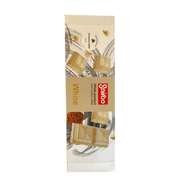 شکلات شیری با قهوه سایرو - 75 گرم بسته 6 عددی