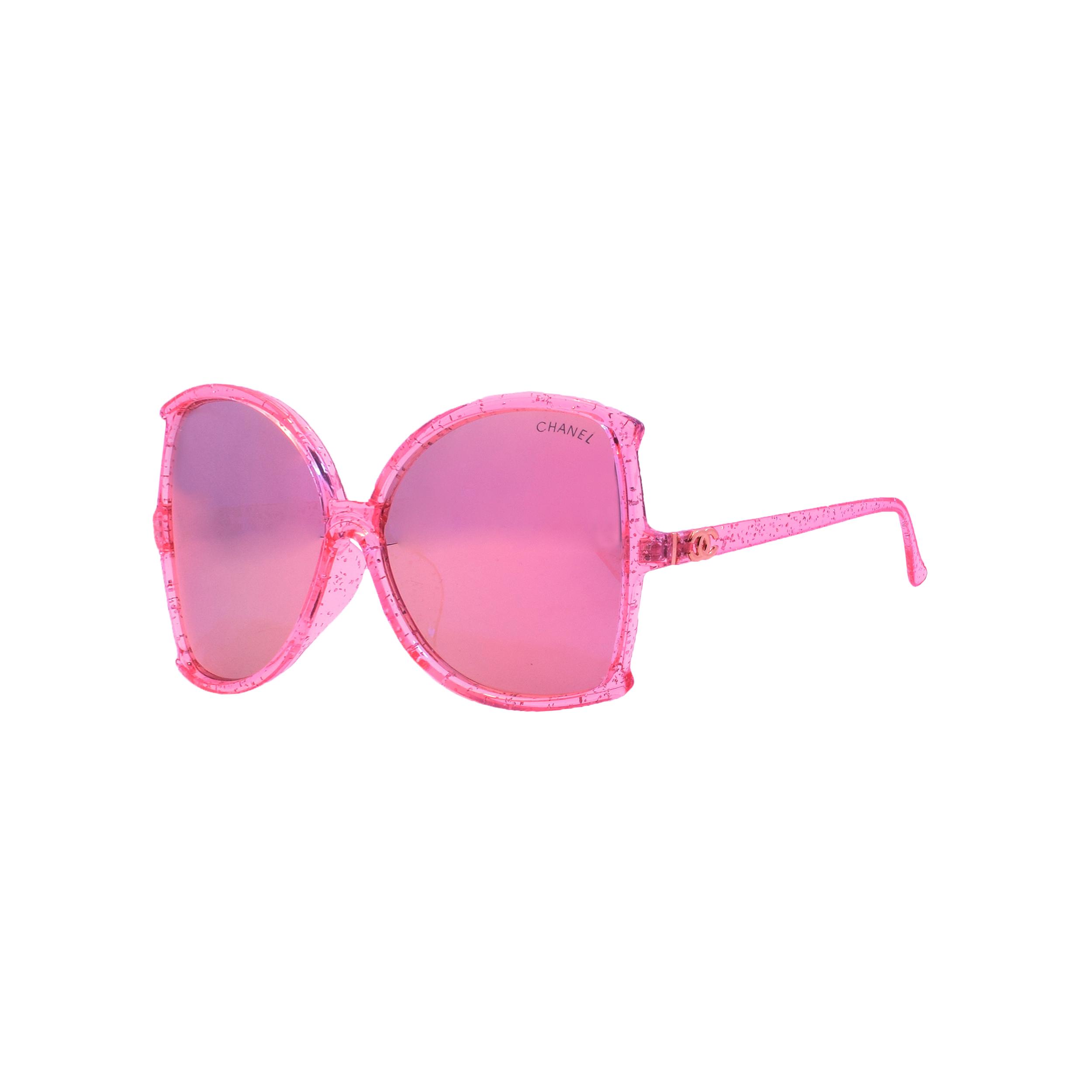 عینک آفتابی زنانه  شانل مدل 2906