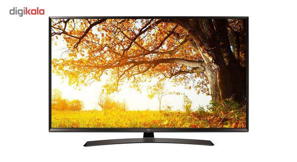 تلویزیون ال ای دی هوشمند ال جی مدل 43UJ66000GI سایز 43 اینچ | LG 43UJ66000GI Smart LED TV 43 Inch