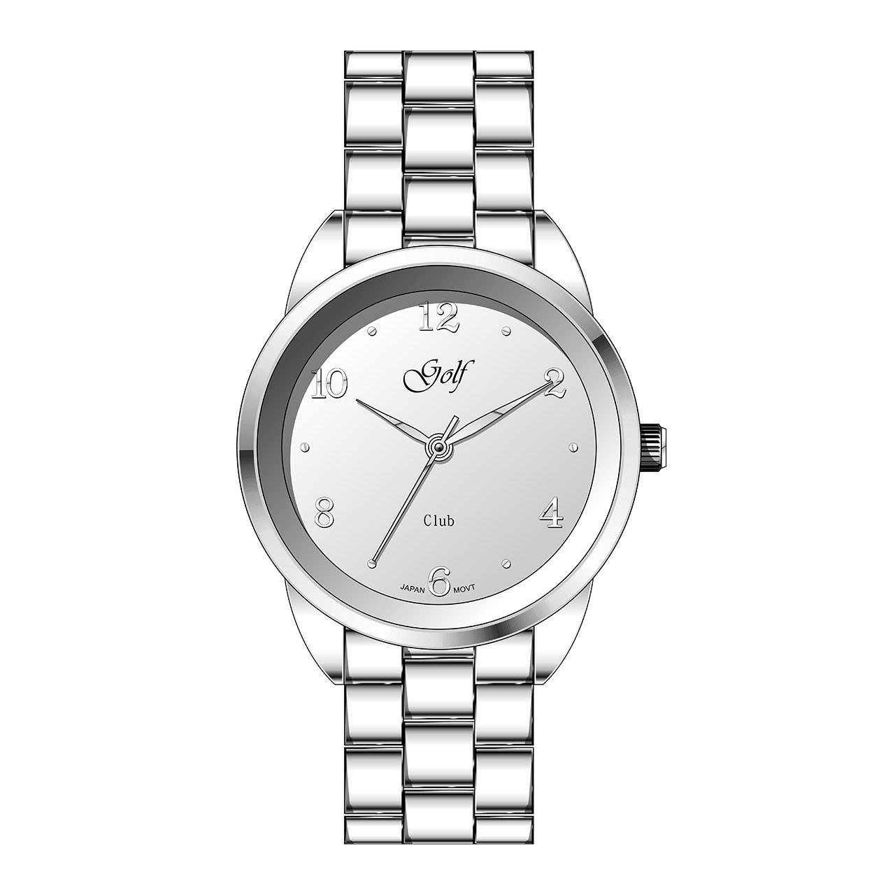 ساعت مچی عقربه ای زنانه گلف مدل L0110-5