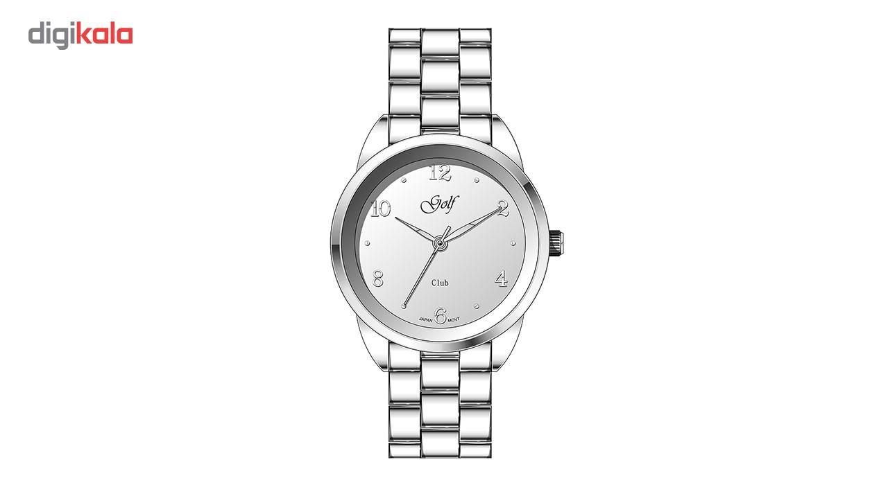 ساعت مچی عقربه ای زنانه گلف مدل L0110-5              خرید (⭐️⭐️⭐️)
