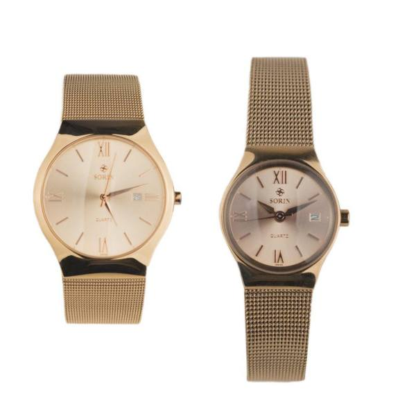 ساعت ست مردانه و زنانه سورین مدل G0942-SR03R و L0942-SR03R