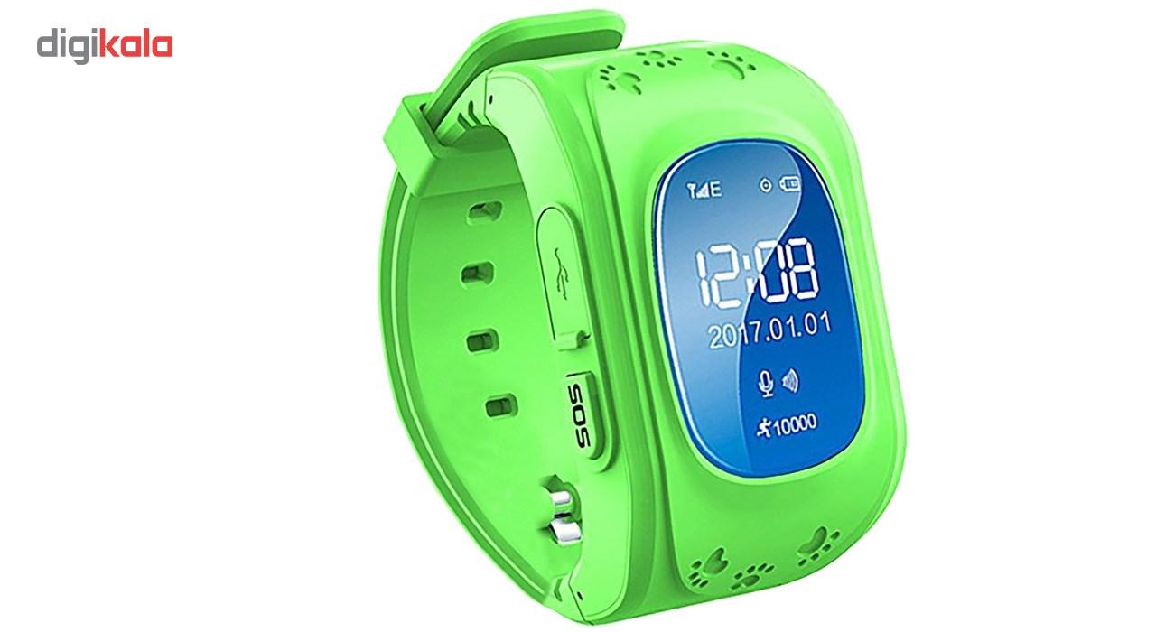 ساعت هوشمند و ردیاب کودک مدل OEM G80