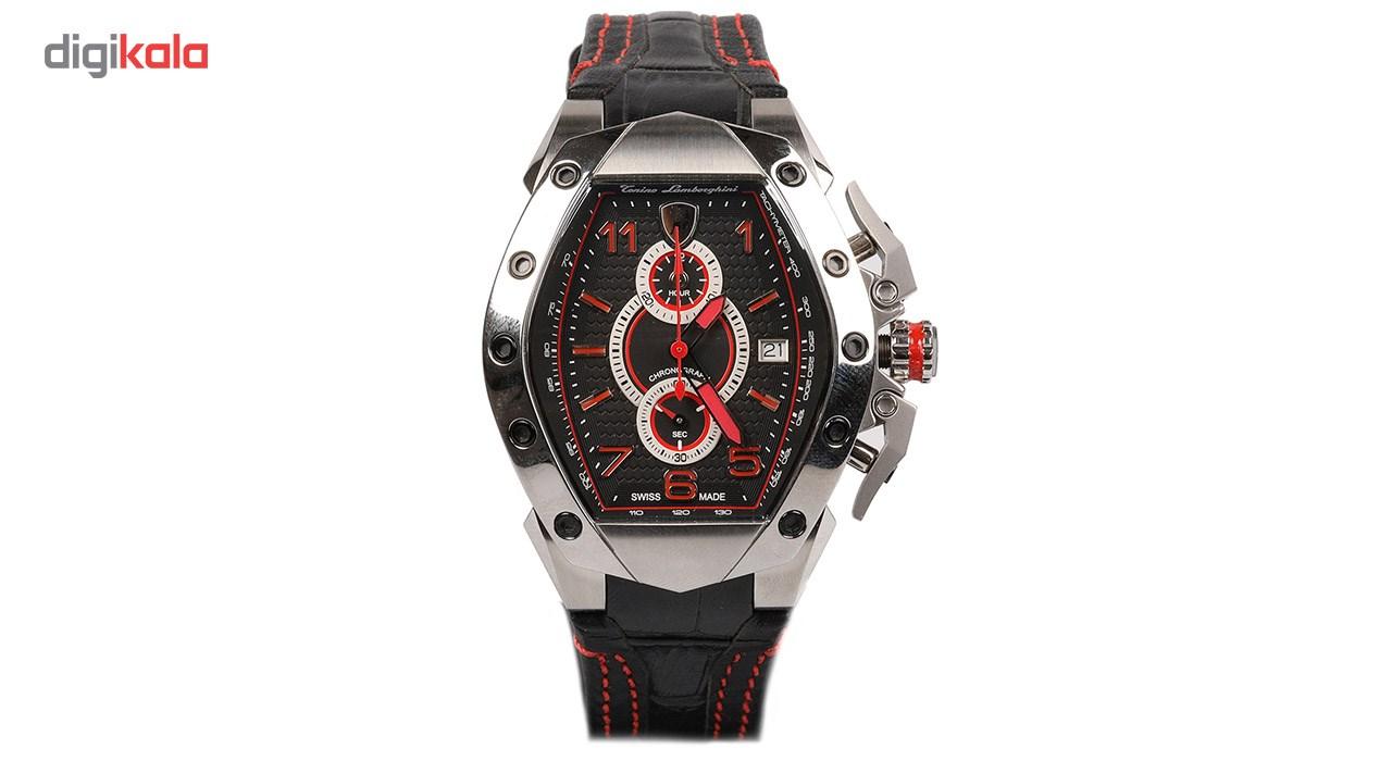 خرید ساعت مچی عقربه ای مردانه تونینو لامبورگینی مدل TL-GT3-02