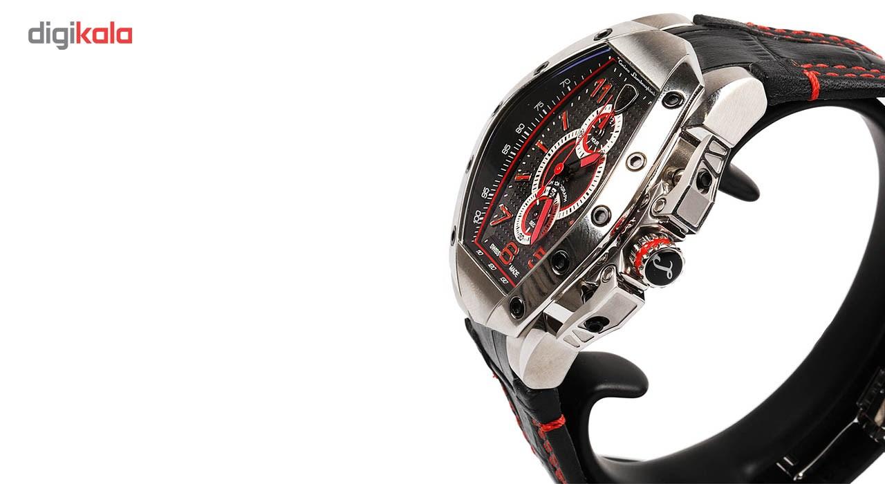 ساعت مچی عقربه ای مردانه تونینو لامبورگینی مدل TL-GT3-02