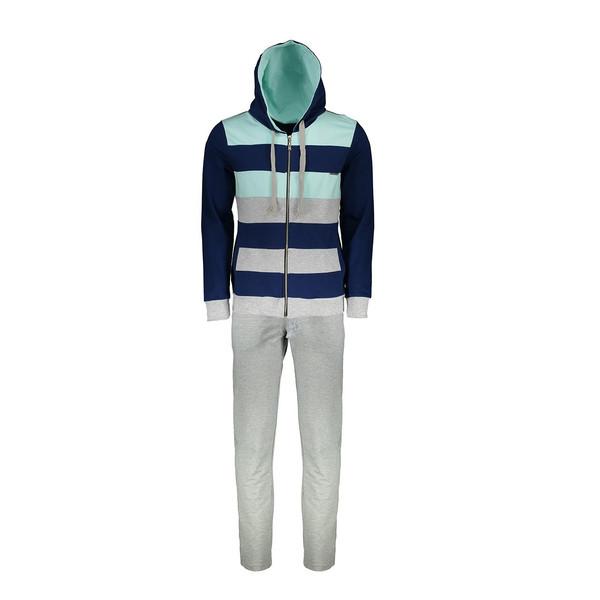 ست سوییشرت و شلوار  مردانه رویین تن پوش مدل 8021