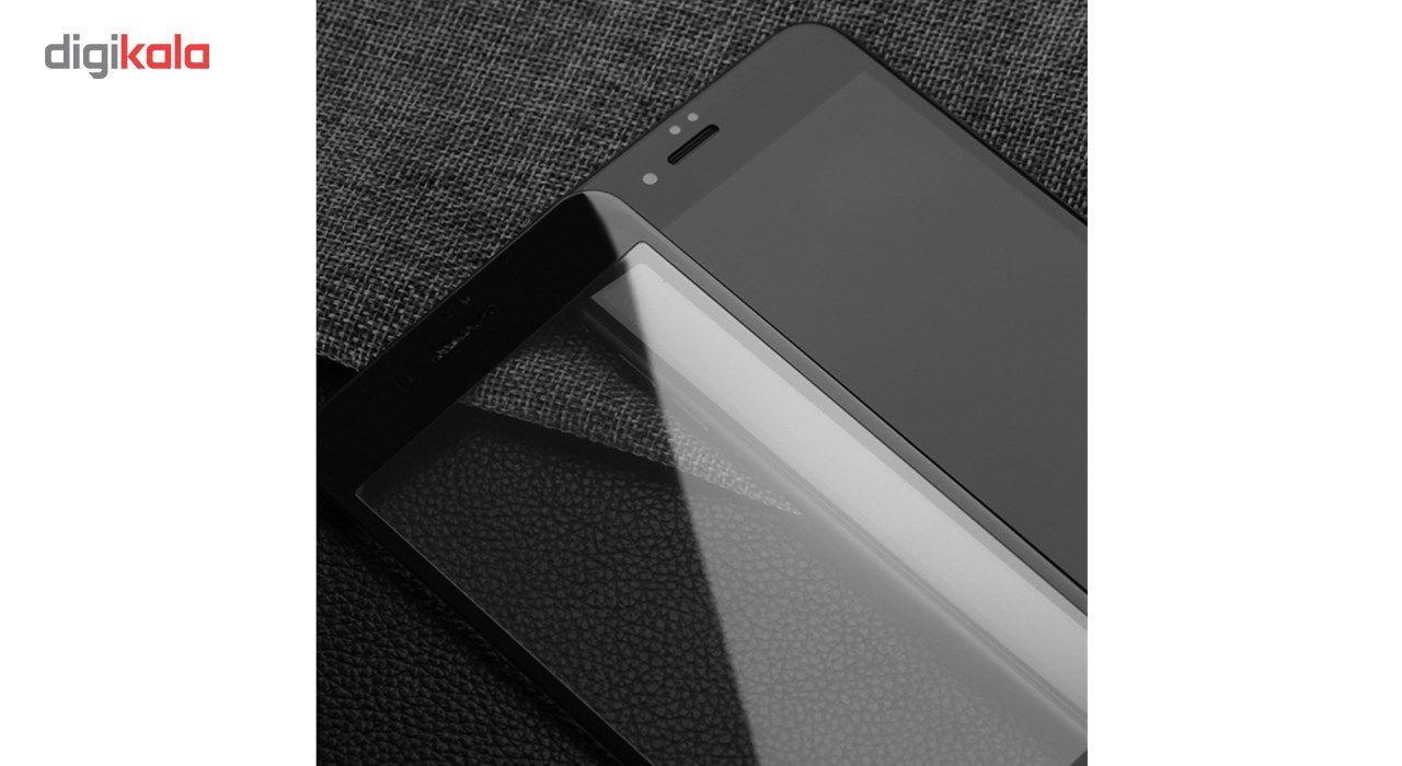 محافظ صفحه نمایش  تمام چسب شیشه ای پیکسی مدل 5D  مناسب برای گوشی اپل آیفون 6/6s پلاس main 1 12
