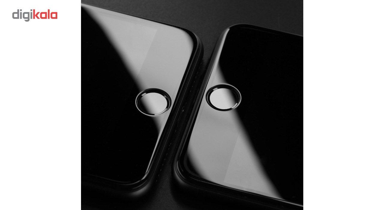 محافظ صفحه نمایش  تمام چسب شیشه ای پیکسی مدل 5D  مناسب برای گوشی اپل آیفون 6/6s پلاس main 1 13