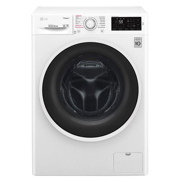 ماشین لباسشویی ال جی مدل WM-743  ظرفیت 7 کیلوگرم | LG WM-743 Washing Machine 7 Kg