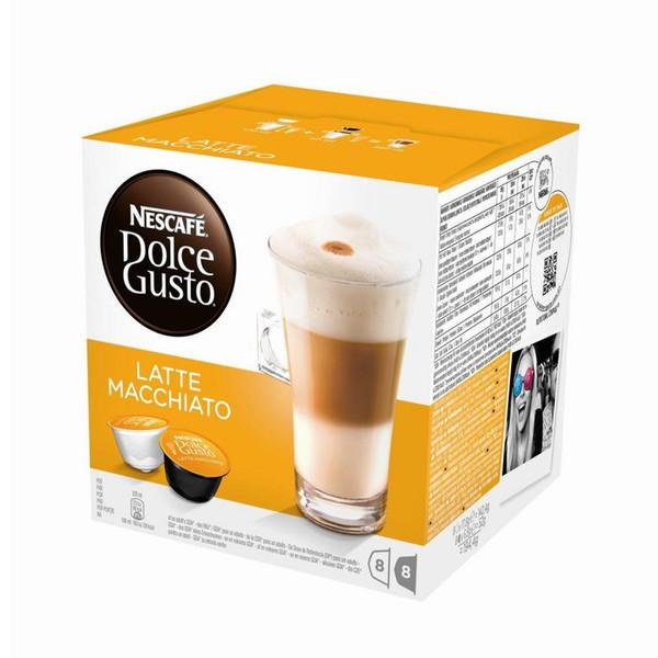 کپسول قهوه دولچه گوستو مدل Latte Macchiato
