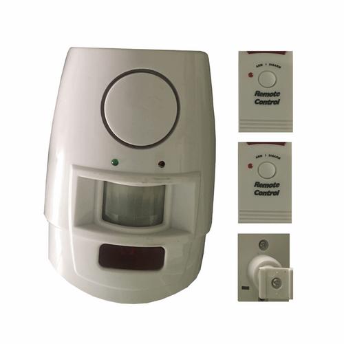 سیستم دزدگیر بی سیم اماکن یا دزدگیر قابل حمل مدل 105db