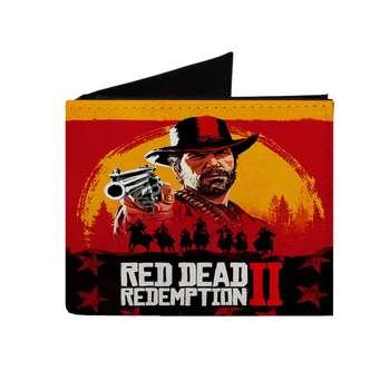 کیف پول طرح red dead مدل kp161