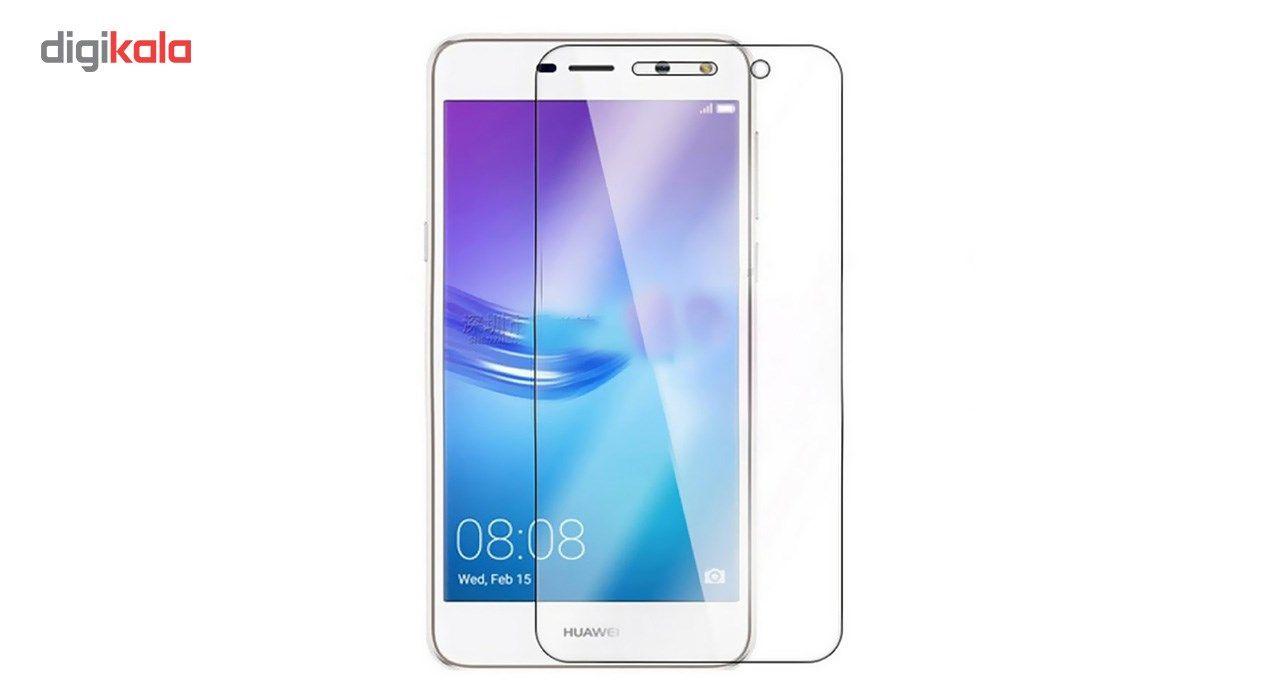 محافظ صفحه نمایش شیشه ای مدل Tempered مناسب برای گوشی موبایل هوآوی Y5 2017 main 1 1