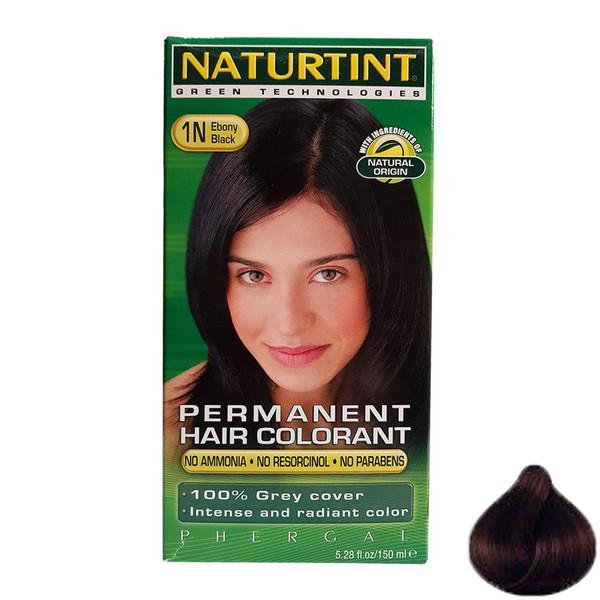 کیت رنگ مو ناتورتینت مدل 1N