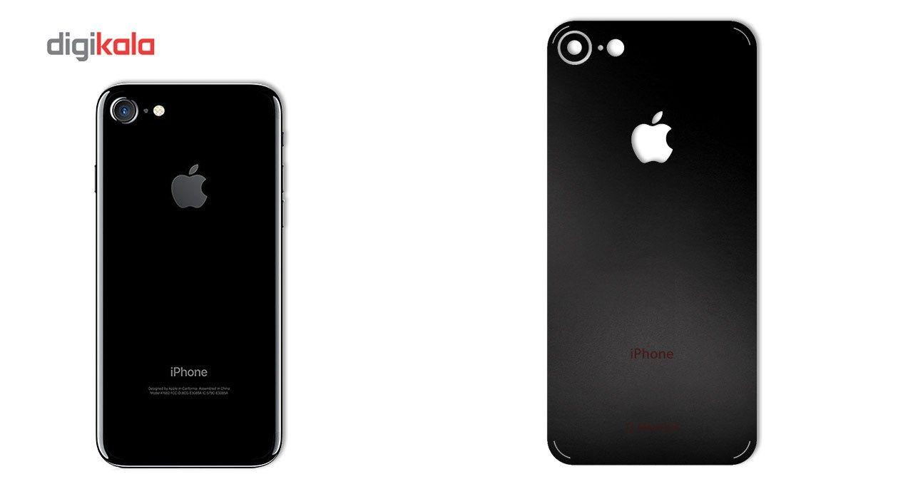 برچسب پوششی ماهوت مدل Black-color-shades Special مناسب برای گوشی iPhone 7 main 1 1