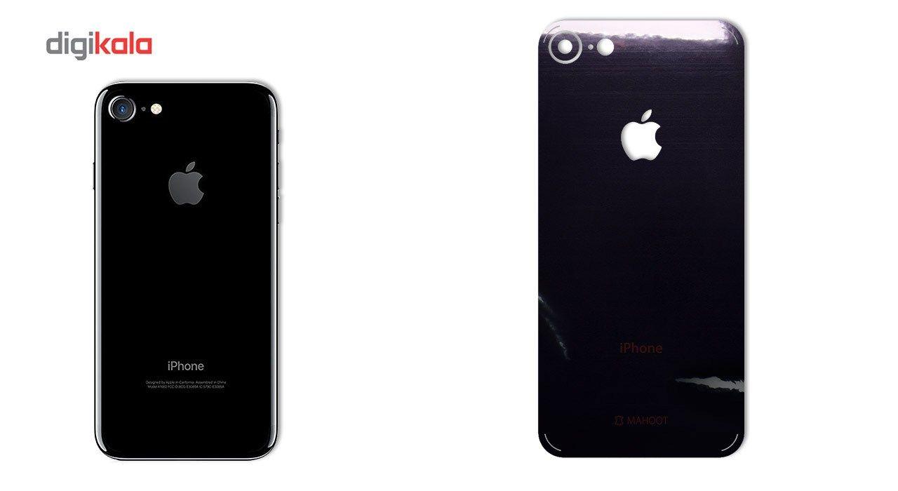 برچسب پوششی ماهوت مدل Black-color-shades Special مناسب برای گوشی iPhone 7 main 1 2