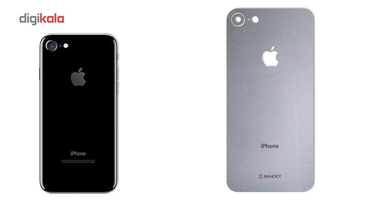 برچسب پوششی ماهوت مدل Black-color-shades Special مناسب برای گوشی iPhone 7 main 1 3