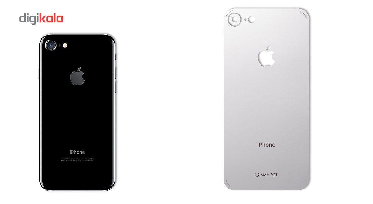 برچسب پوششی ماهوت مدل Black-color-shades Special مناسب برای گوشی iPhone 7 main 1 4
