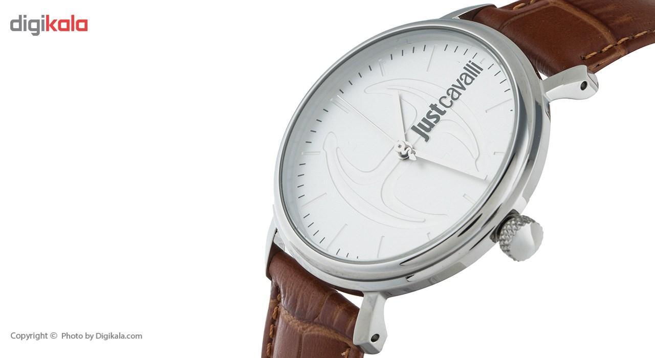 ساعت مچی عقربه ای زنانه جاست کاوالی مدل JC1L012L0015