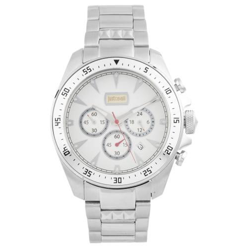ساعت مچی عقربه ای مردانه جاست کاوالی مدل JC1G013M0045