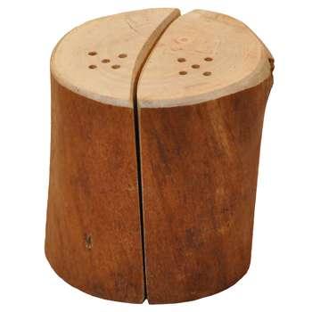 نمکدان چوبی WeWood بسته 2 عددی
