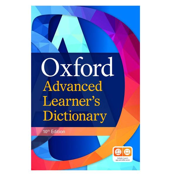 کتاب Oxford Advanced Learners Dictionary اثر جمعی از نویسندگان انتشارات زبان مهر