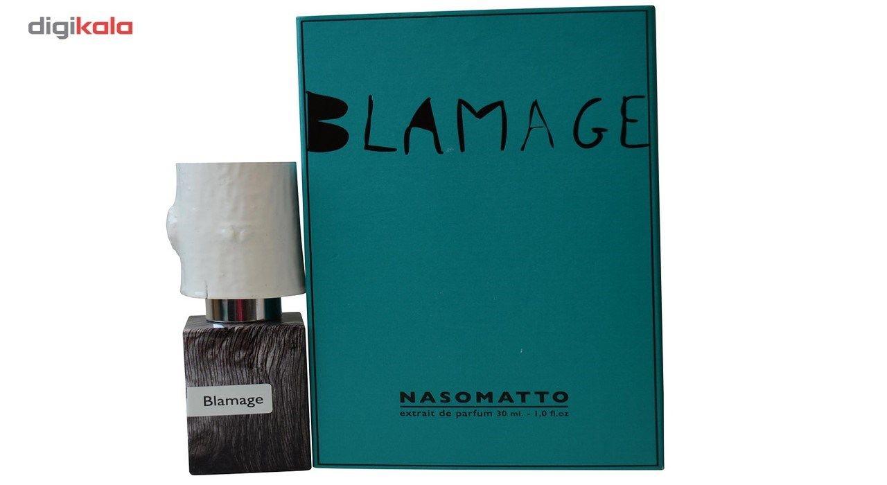 61be0222c مشخصات، قیمت و خرید ادوپرفیوم ناسوماتو مدل BLAMAGE حجم 30 میلی لیتر ...