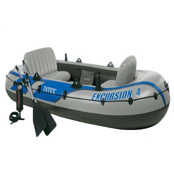 قایق بادی اینتکس مدل Excursion4