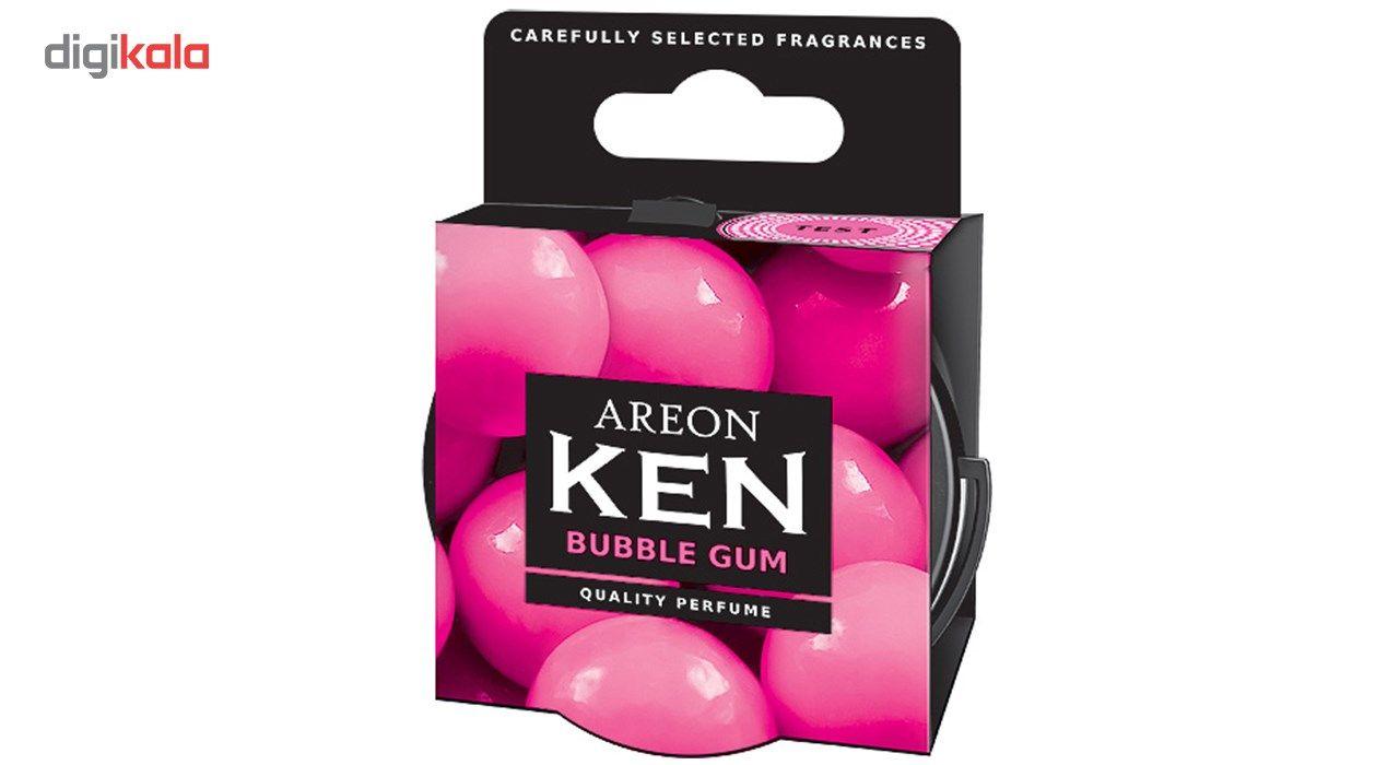 خوشبو کننده خودرو  آرئون مدل Ken  با رایحه Bubble Gum main 1 1