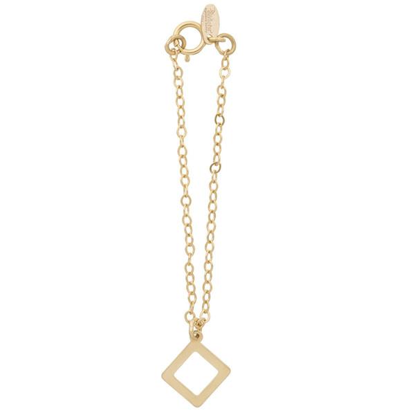 آویز ساعت طلا 18 عیار ماهک مدل MW0027 - مایا ماهک
