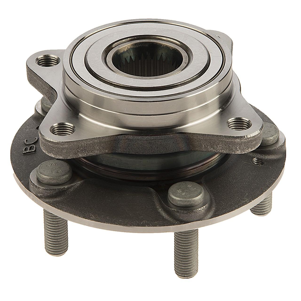 توپی چرخ جلو با بلبرینگ مدل 3103010U1510XA مناسب برای خودروهای جک